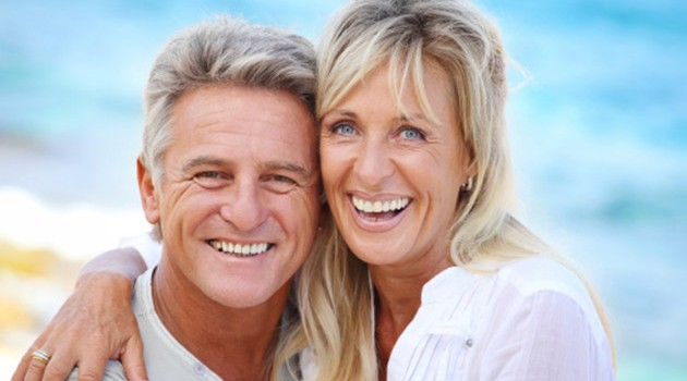 Over 50s online dating