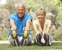 Exercise At Fifty Years Old