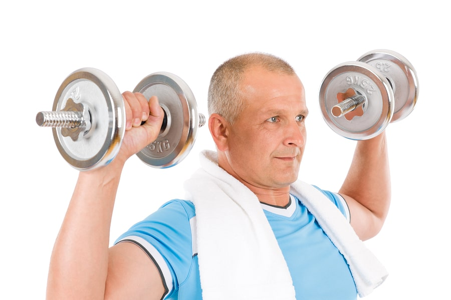 Can Fifty Year Olds Gain Muscle?