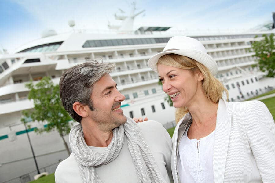Over 50s Single Cruises