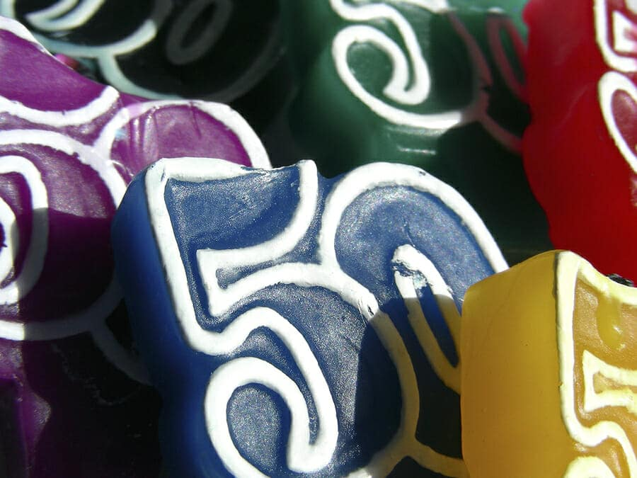 Party Ideas For A Fifty year Old