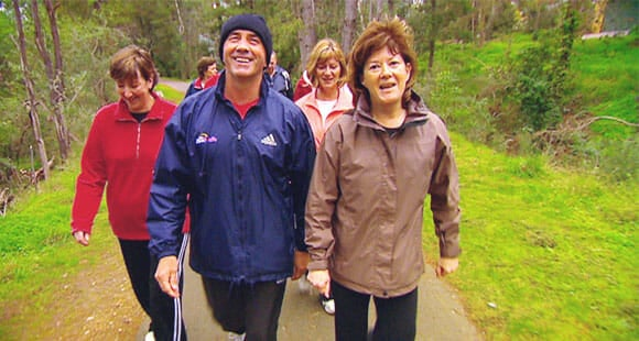 Over 50s Walking Groups